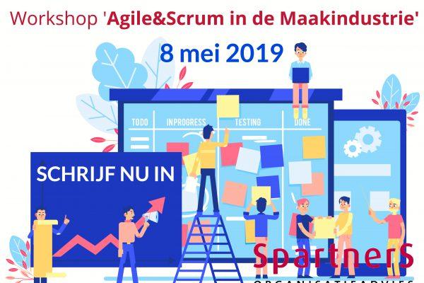 Workshop 'Agile & Scrum in de Maakindustrie' 8 mei