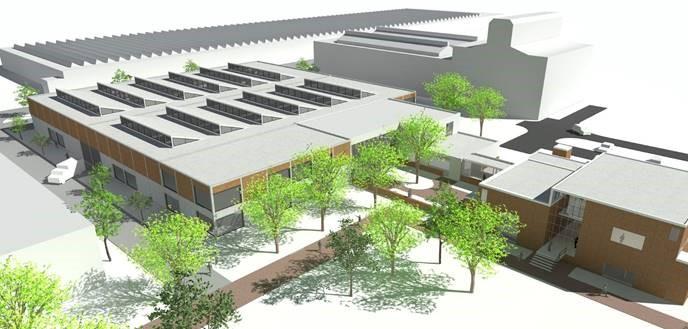 Settels Savenije nieuwbouw TAQ StrijpT