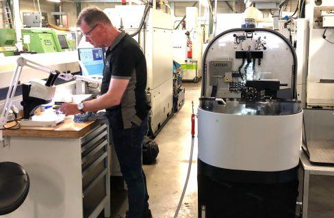 Settels Savenije Precision Parts_KOP-training