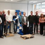 SpartnerS op Fieldlab Flexible Manufacturing