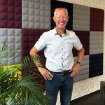 Nieuwe collega Chris van Hal